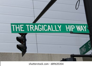 The tragically hip way