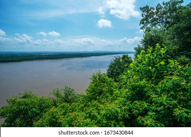 Trail of Tears State Park, Mississippi River, Cape Girardeau County, Missouri, USA