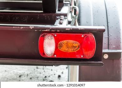 Trailer rear light