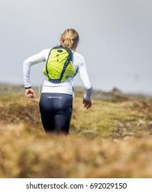 Trailrunning in Åre Sweden