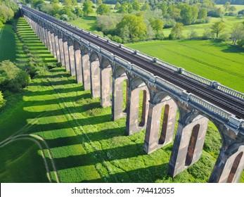 Train Bridge UK
