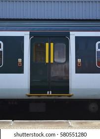 Train doors UK