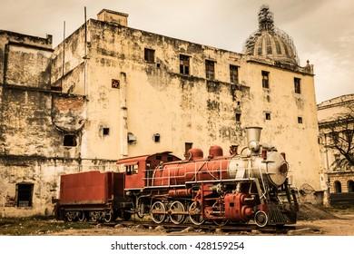 Train old havana.