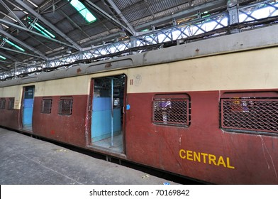Train reserved only for ladies in India.