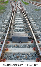 The Train Shunt Machine , Manual