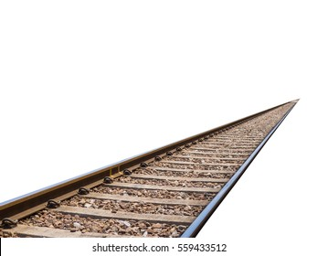 train track isolated