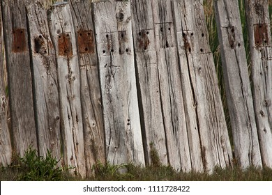 train track sticks attached together, nice abstract background