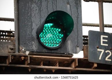 Train Traffic Lights