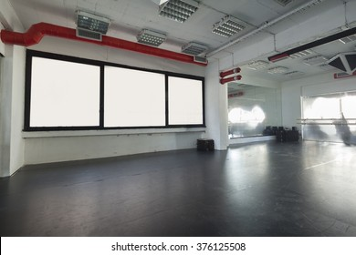 training and ballet room