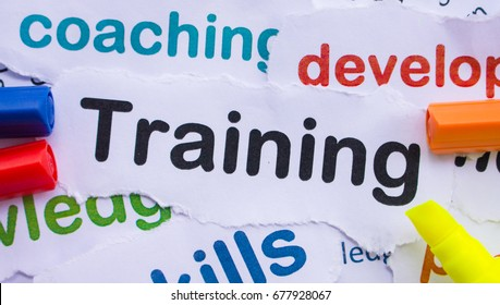 Training banner,Training for learn,skill,productivity,capacity building,knowledge,development