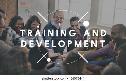 Training Development Education Ideas Learning Concept