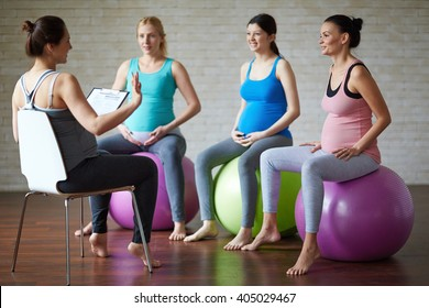Training for pregnant