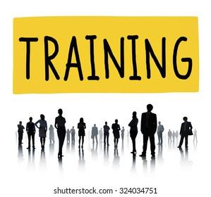 Training Workshop Learning Inspire Ides Concept