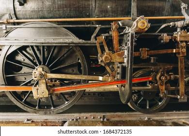 Train/Locomotive Wheel (Bogie) - Train Wheelset