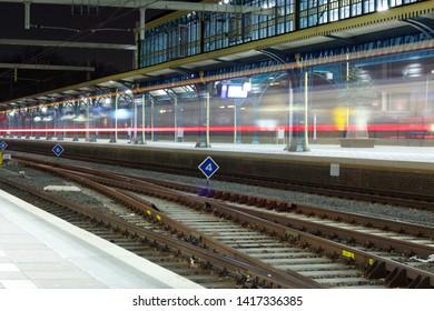 trainstation at den bosch the Netherlands
