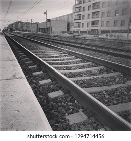 Trainstation Train Travel
