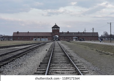 Trainstation used during the holocaust