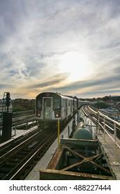 Train-sun