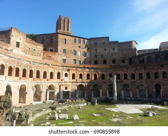 Trajan Forum/Rome/Italy