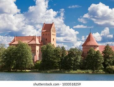Trakai Castle near Vilnius