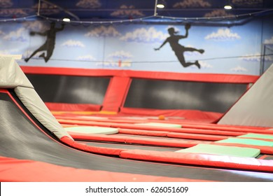 trampoline,trampoline jumping