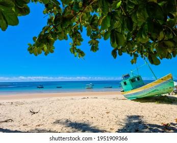 Trancoso ist ein Distrikt der brasilianischen Gemeinde Porto Seguro, an der Küste des Staates Bahia.