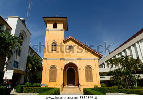 Trang Church is the religious organization in the city center of Mueang Trang District, Trang, Thailand
