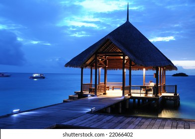 Tranquil Beach *