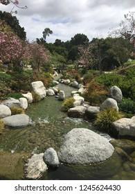 Japanese Friendship Garden Images, Stock Photos & Vectors