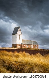 Trans church located by the North Sea
