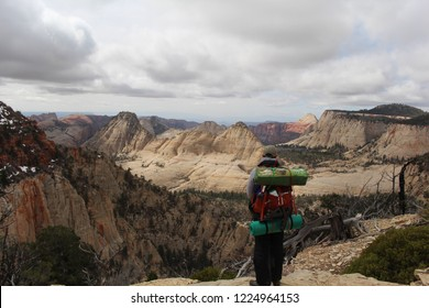 Trans Zion Backpacking Trip