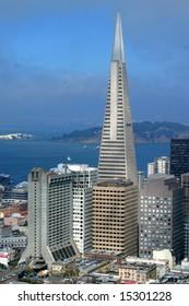 Transamerica Building San Francisco California