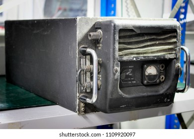 Transceiver  control unit ,Communication System ,Avionics equipment in aircraft with maintenance.