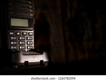 transceiver on the table