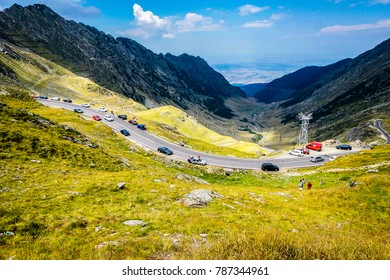 Transfagarasean One Of a Kind Romanian Road