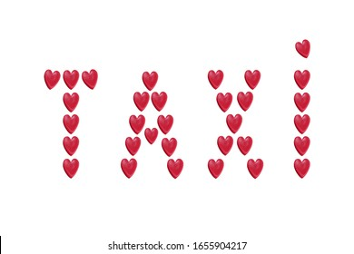 transfer, taxi, auto, automobile, car, comfort, drive, drive, luxury, motor, transport, transortation, design, style, fantasy, love, decor, romantic, vehicle, symbol, symbols, healthy, decoration