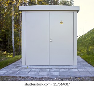 transformer cabinet, Outdoor electric control box