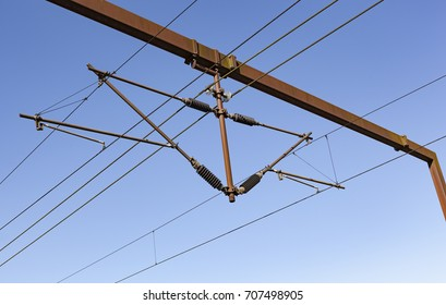 Transformers for trains and railway, Power line train