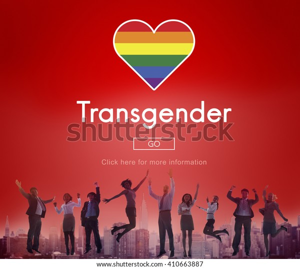 Transgender Homosexual LGBT Rights Bisexual Concept