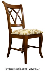 Transitional Style Dining Room Chair