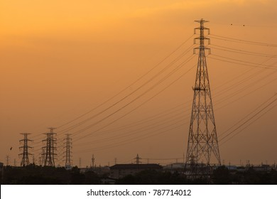 Transmission line and Electricty