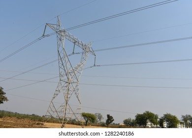 Transmission Line Tower B
