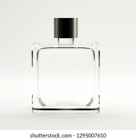 Transparency Perfume Bottle