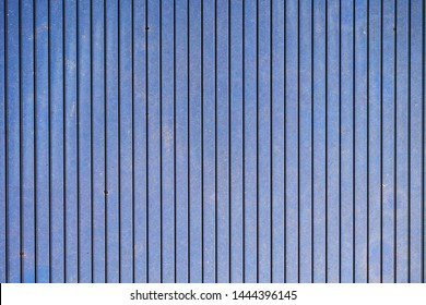 Transparent polycarbonate with stiffeners. Abstract beautiful background.
