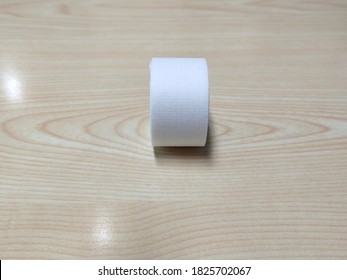 transpore or surgical tape is used to attach gauze to the wound