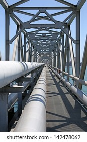 For the transport of oil and gas pipelines