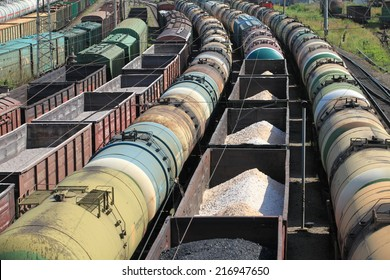 transportation of oil products by rail