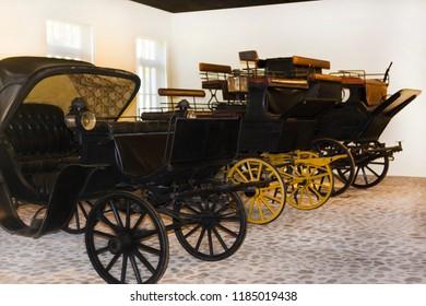 Transportation Secular Carriages - Vintage