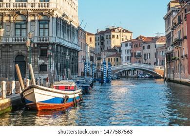 Transportation in Venice, Italy. 9/10/12