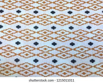 Trapezoid on Fabric